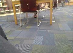 Ebony mature feet pt 1