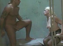 Mom Visits son In Prison