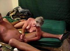 Marie Sucks Jamie's Cock! #30