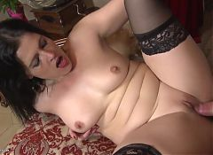 Real mature mothers used and fucked by sons