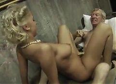 papy et la belle blonde