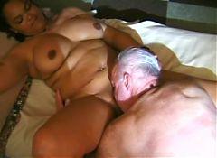 She Loves Old Men-2.cut 2 (#grandpa #old man #dad)