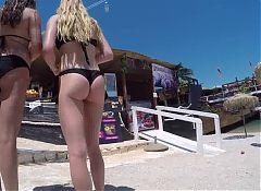 Teen Thong Bikini Ass