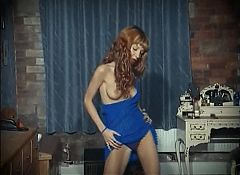 LOVEFOOL - vintage British tiny teen strip dance tease