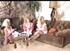 Caught From Behind 5 - Blacks And Blondes Anal Classic!