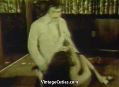 Sexual Passion is Getting out of Control (1960s Vintage)