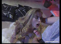 Shayse Manhathan is Blondie KGB