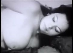 Vintage! Busty and Hairy.