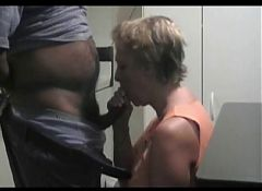 fat mature mom gets interracial
