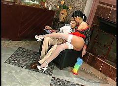 Maid seduces guy
