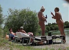 Nude Beach 1, Voyeur