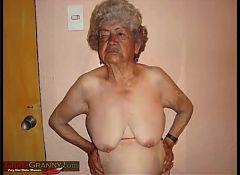 LatinaGrannY Homemade Grandma Pictures Compilation