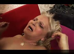 Hungarian granny Marianne sex
