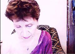 Insatiable Granny Miss P.K.