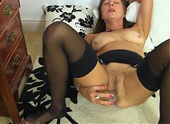 Granny old but still hot wants rough sex