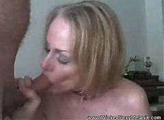 Fetish Cocksucker Granny Facial