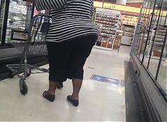 Monster booty ebony gilf