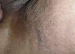 Fucking black granny in ass