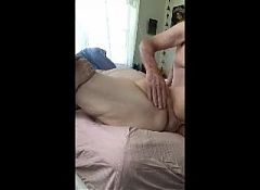 YUMMY PUMPKINS SHOWS HER COCK COLLECTION GETS PUSSY SPANKED