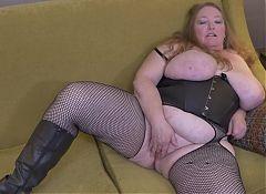 HUGE mature mother needs a good fuck