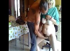 Trying to make his wife cum.flv