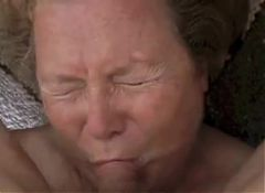 Big tits wife reluctantly sucks