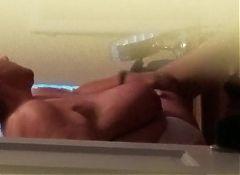 Holden after shower bbw wife