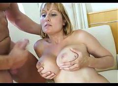 Juicy Mature Breasts