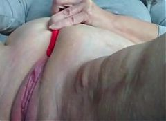 DDD old Milf Great wet Clit