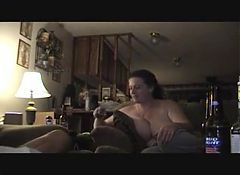 cuckold - Redneck wife