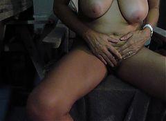 My horny clit