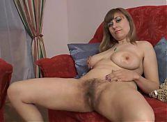 hairy milf striptease (loyalsock)