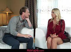 Karups - Katie Morgan Bangs Her Divorce Lawyer Pro Boner