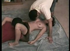 Amateur Mature MILF First Ever Video